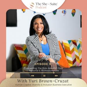 she suite podcast yuri brown cruzat