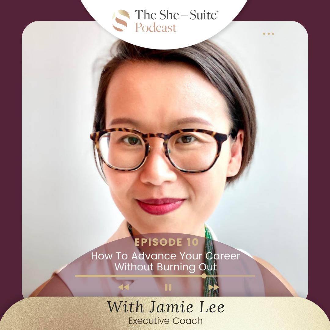 avoiding work burnout jamie lee executive coach