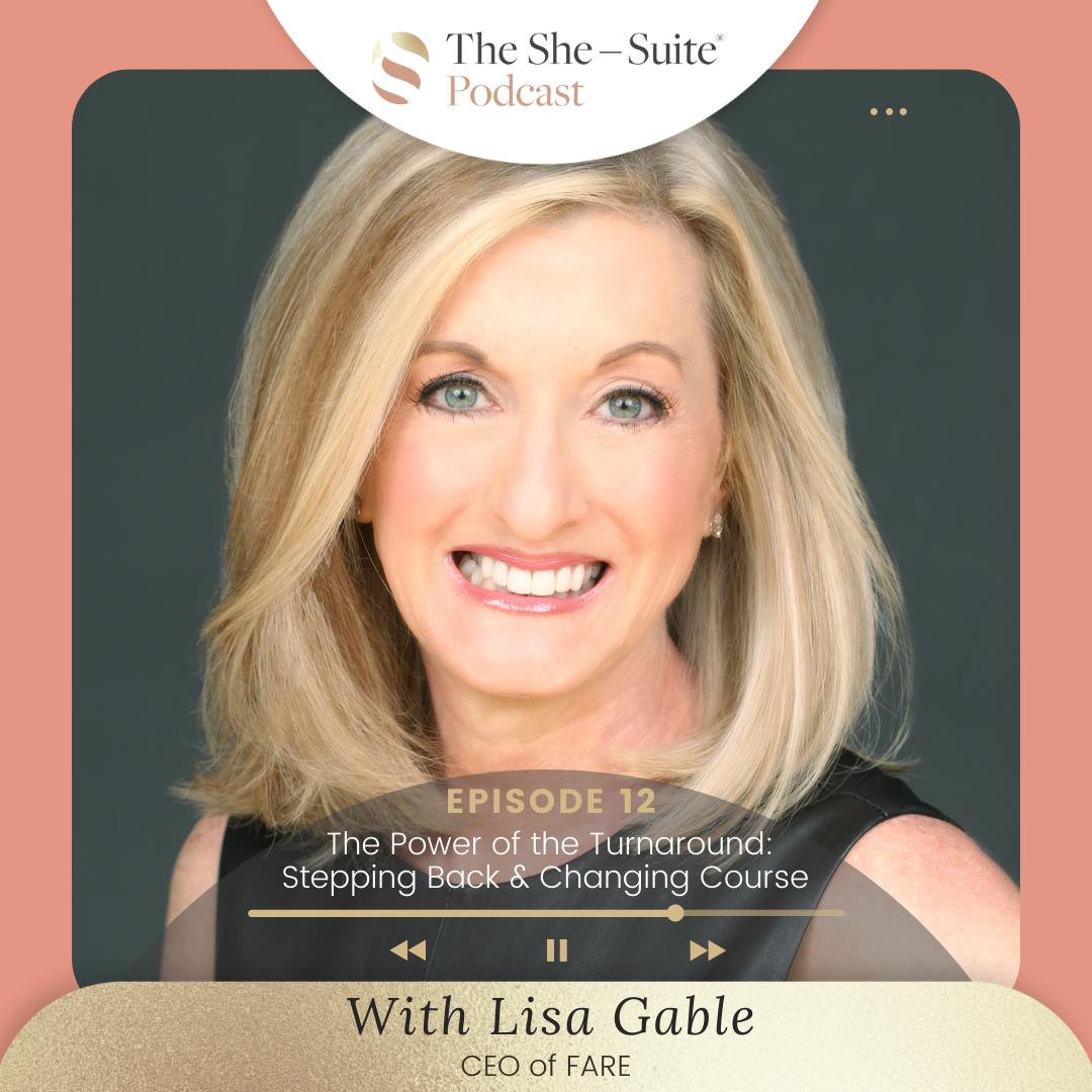 turnaround Lisa Gable
